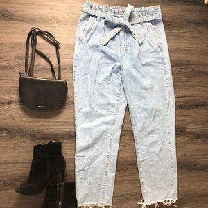 Garage Wide Leg Jeans